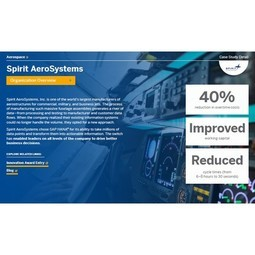 Accelerate Production for Spirit AeroSystems