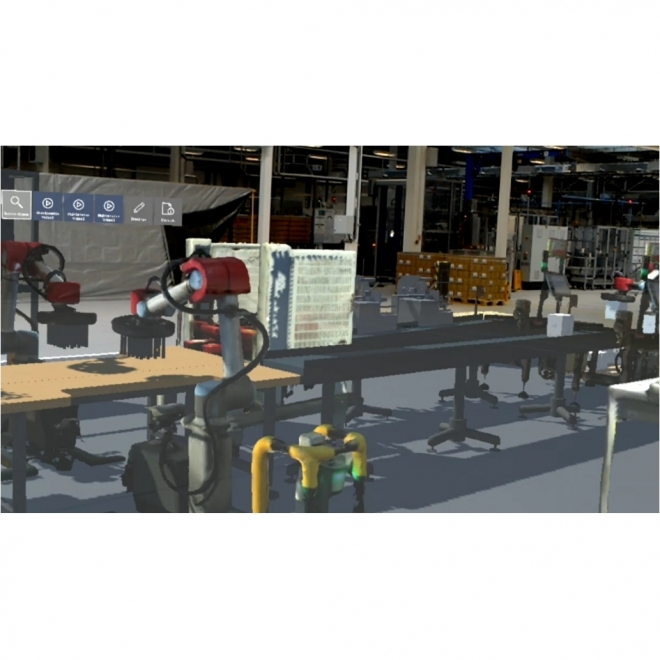 The Use of AR Technology in the Spatial Design of a Corporate Production Line