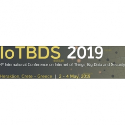 4th International Conference on Internet of Things, Big Data and Security