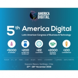 5th America Digital Latin American Congress Of Business & Technology