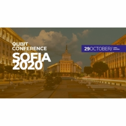 QuBit Conference Sofia 2020 - Cybersecurity community event